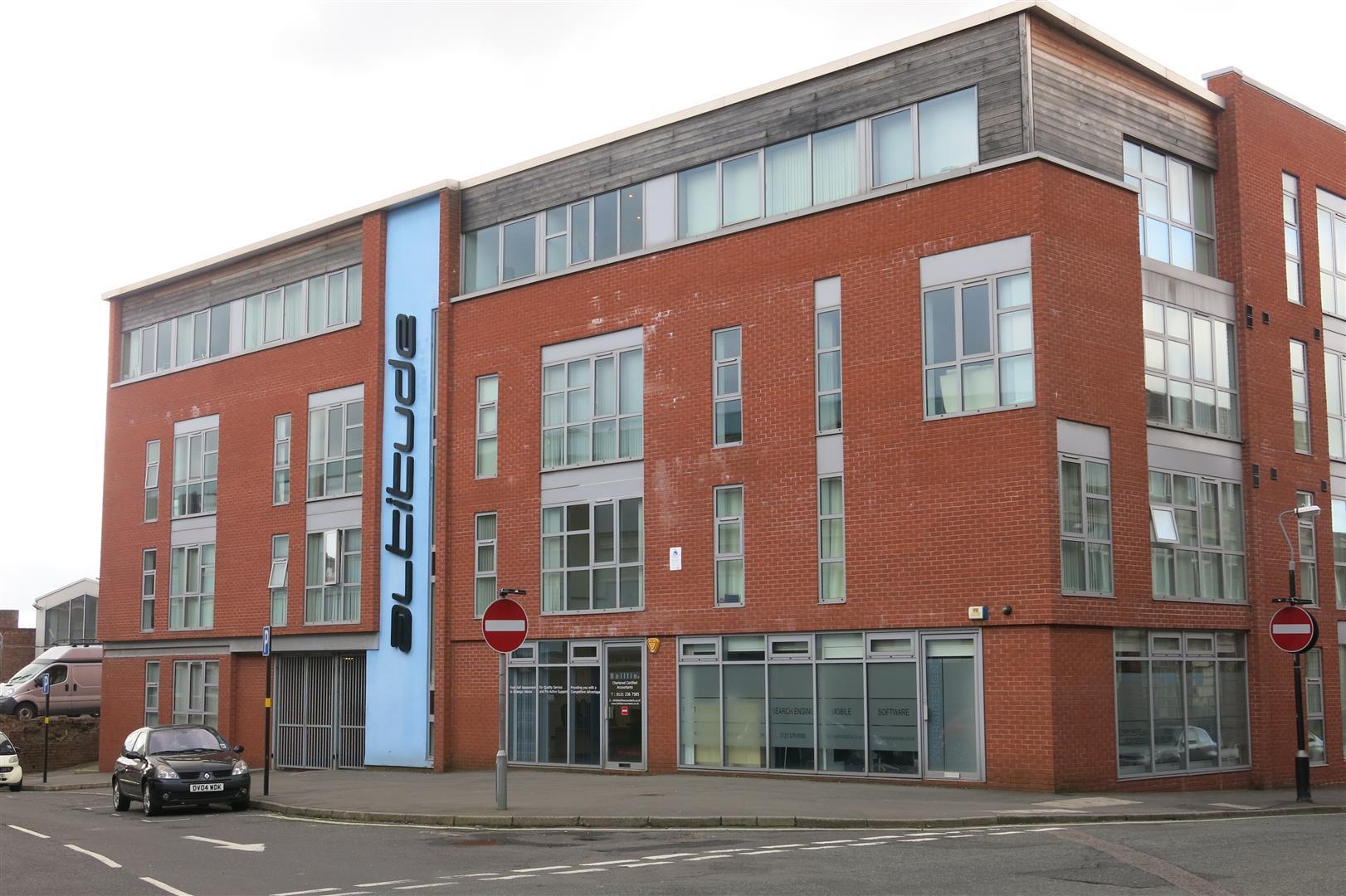 2 Bedrooms Property for sale in Altitude, Powell Street, Birmingham